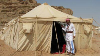 Stovykla Wadi Rum