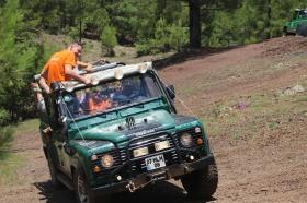 Visureigių safaris Alanijoje ir Sapadere kanjonas