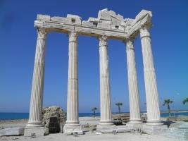 Apolono šventykla Side