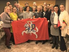 Turkijos lietuvių bendruomenė 2018