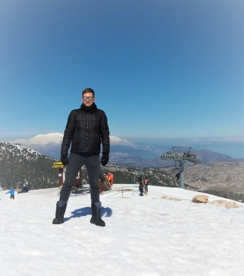 Davraz slidinėjimo kurortas
