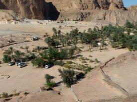 Ain Khodra oazė