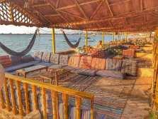 Gamal Camp Nuveiba pajūrys