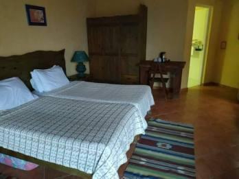 Nakhil Inn kambarys
