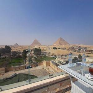 Piramidžių vaizdas