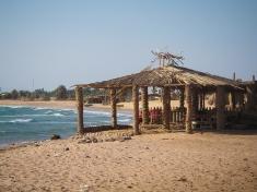 Tarabin Beach pavėsinė