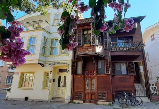 Stambulo salos du namai