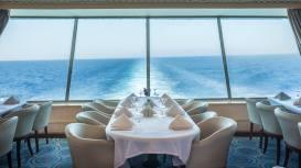 Gemini laivo restoranas